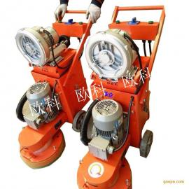 手推式地坪研磨机 无尘地坪打磨机