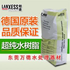 华东区代理LANXESS朗盛树脂NM-60阴离子交换树脂 保质两年