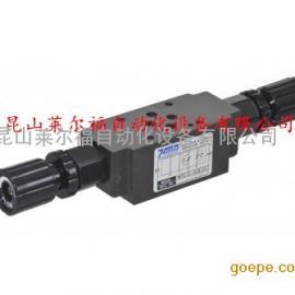 代理七洋7OCEAN叠加式节流阀MTC-03-W-2-10