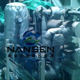分油机保温套船用分油机易拆装可检修隔热保温套