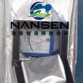 液位计保温套量身定制各种仪表可拆可检修保温套