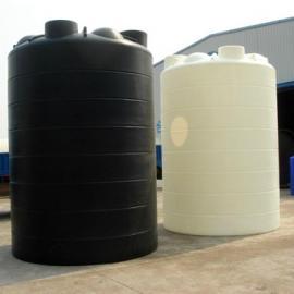 久塑牌50吨黑色塑料水箱