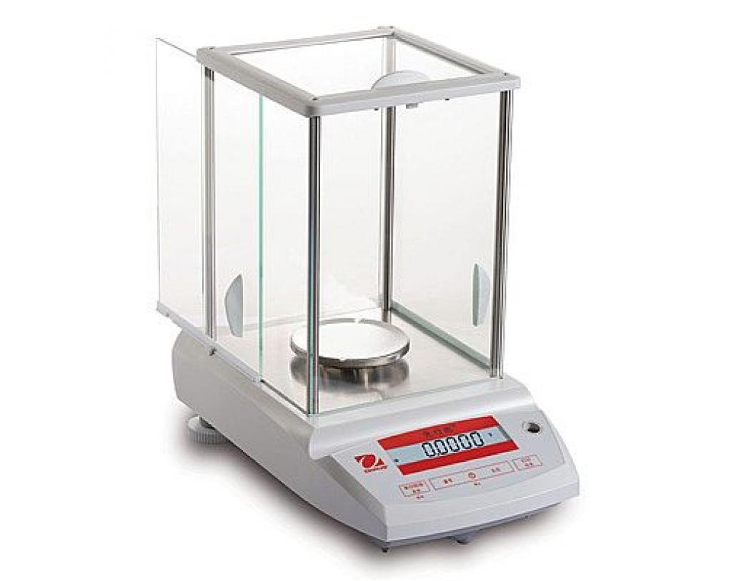 实验室电子天平 使用步骤