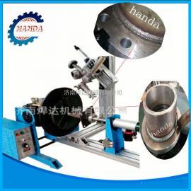 自动焊接机价格 管法兰环缝自动焊接变位机转台