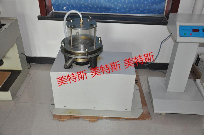 供应美特斯TSY-2土工布有效孔径测定仪详细参数