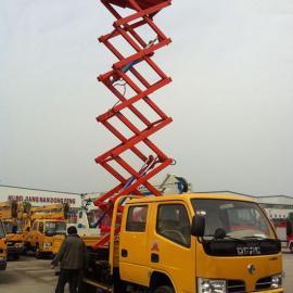 垂直升降高空作业车厂家供应,液压举升平台作业车
