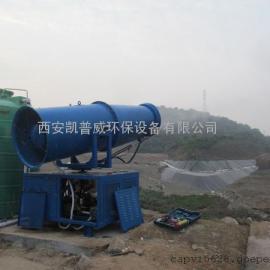 周口煤厂用喷雾风机