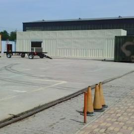 移动岗亭售货展厅集装箱房出售 方舱定做集装箱工具箱