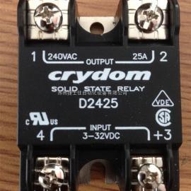 快达固态继电器25安H12WD4825PG
