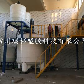 10吨聚羧酸合成设备 减水剂生产方案设计 常温工艺全套服务