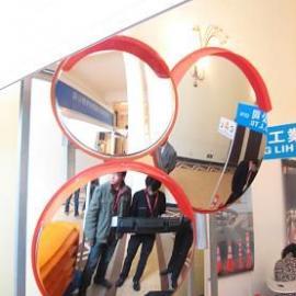 1米2超大广角镜玻璃钢广角镜