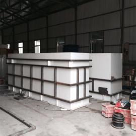 供应改性酸洗槽PVC塑料酸洗槽塑料防腐电镀槽价格