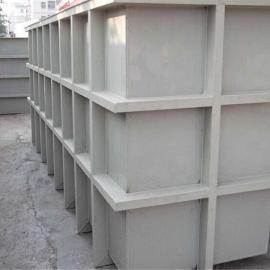 供应耐强碱耐高温PP酸碱槽防腐酸洗槽电镀槽批发