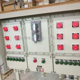 山西霍州市钢板焊接粉尘防爆配电柜定做