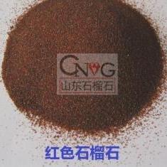 水刀沙产地硬度大纯度高出口石榴沙
