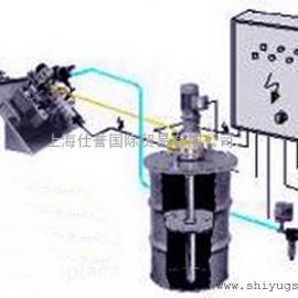 批量供应金属表面黄油雾化喷涂防锈系统,黄油雾化润滑喷射系统
