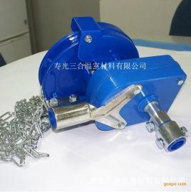三合温室材料直销 手动卷膜器 大棚用手动卷膜器卷膜器 顶卷