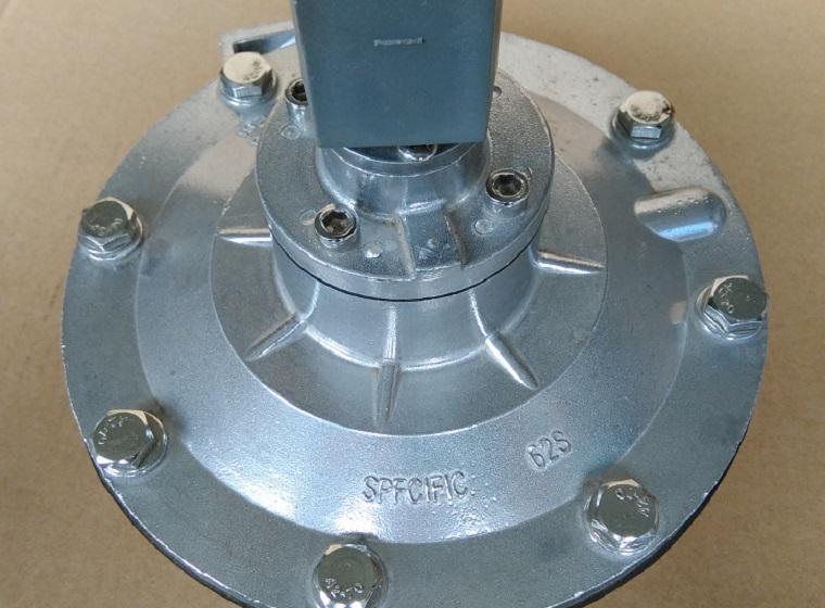 批发除尘器气缸提升阀dmf-zm-20速连式电磁脉冲阀图片