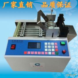 深圳绝缘纸裁切机 铜片铜箔切割机 高温套管切管机