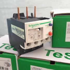 施耐德热继电器LRE01N LRE02N LRE03N