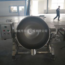 夹层锅,可倾式夹层锅,电加热夹层锅