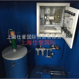 批量供应黄油喷雾润滑系统价格,球磨机黄油雾化润滑喷射系统