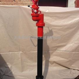SPAZK60-1.6自泄式调压全装型消防水炮