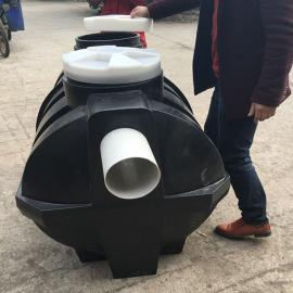 常州华社专业厂家供应塑料化粪池小型家用化粪池PE化粪池