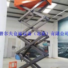 特价自行走剪叉升降平台8米自行走升降机电动升降平台车北京现货