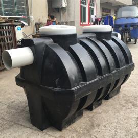 专业污水处理成品化粪池1000L小型家用化粪池