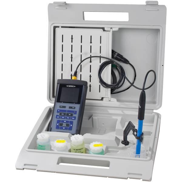 手持离子浓度计pH/ION 3310