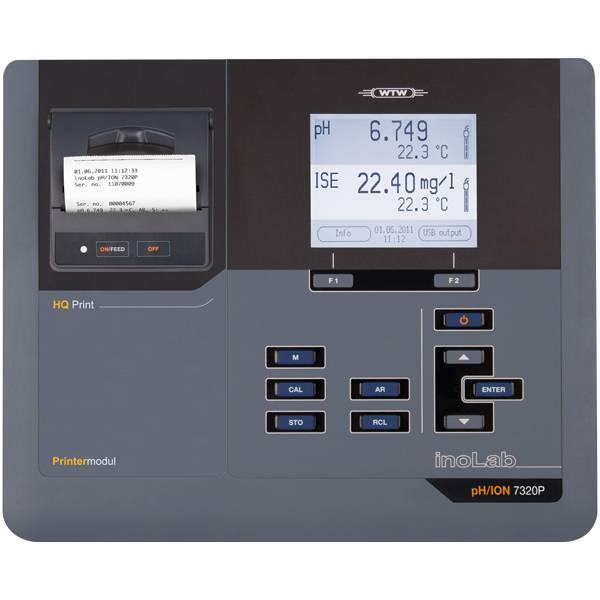 实验室离子浓度测试仪 inoLab pH/ION 7320