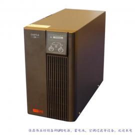 2KVA在线式UPS电源山特品牌C2K负载功率因数为0.8