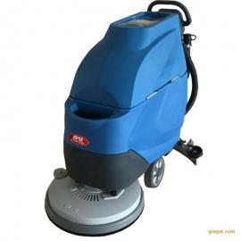 上海洗地机厂家直销 电动手推式洗地机 移动式工业用洗地机