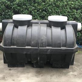 1立方塑料化粪池1吨环保塑料化粪池PE聚乙烯化粪池