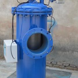 全程水处理仪,一体化杀菌灭藻除垢过滤设备,冷凝水全程处理器