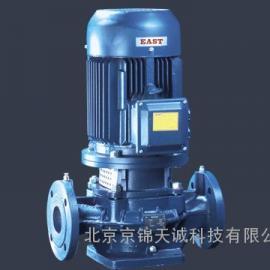 北京销售上海东方DFG热水管道泵|管道泵安装尺寸性能参数