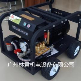 茂名水泥厂管道疏通清洗机500公斤高压水枪