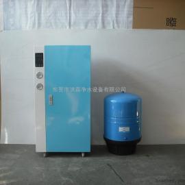 400G商用办公大流量防尘型反渗透RO纯水机微电脑盒控制