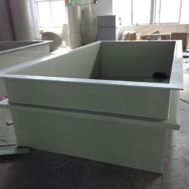 防腐蚀PP酸洗设备沂源磷化槽电镀槽免费设计定制