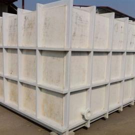 安丘防腐酸洗槽塑料�解槽��槽PVC酸洗槽