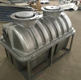 供应莱西2立方化粪池2000L聚乙烯化粪池小区化粪池