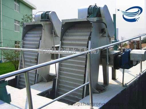 前进水工价格销售反捞式格栅清污机图片价格