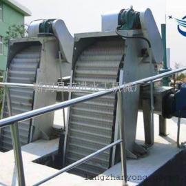 河南厂家定制反捞式格栅除污机设备规格尺寸参数