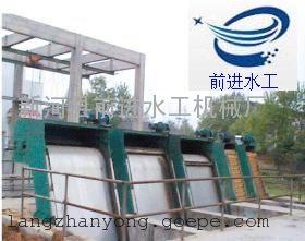 广州客户反馈信息反捞式格栅清污机的使用寿命防腐处理