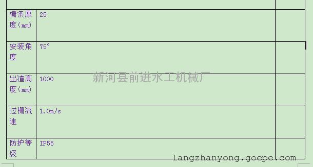 河北厂家供应格栅清污机|FHG型反捞式格栅除污机