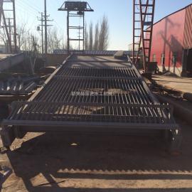 漠河批发商定制反捞式格栅除污机日常维护