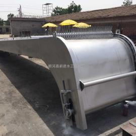 专业生产厂家提供粗格栅清污机&反捞式格栅前进
