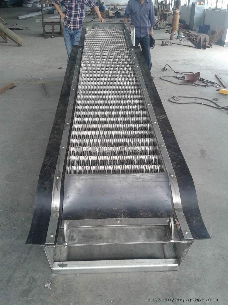 GSLY回转式机械格栅(格栅除污机)结构使用范围