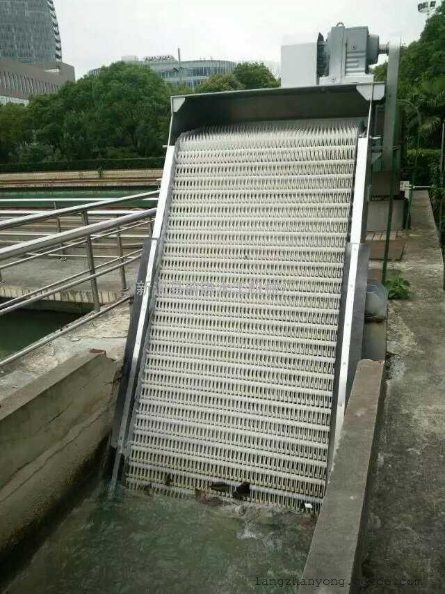 水工机械厂反捞式格栅除污机专项介绍&HQN格栅清污机